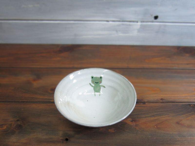 カエル茶碗 その1